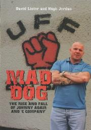 Cover of: Mad Dog by David Lister
