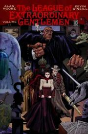 Cover of: The League of Extraordinary Gentlemen, Vol. 2 by Alan Moore