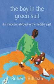 Cover of: The Boy in the Green Suit | Robert Hillman