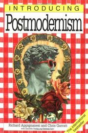 Cover of: Introducing Postmodernism (Introducing...(Totem)) | Richard Appignanesi