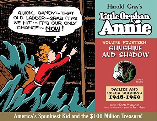 Complete Little Orphan Annie Volume 14 by Harold Gray