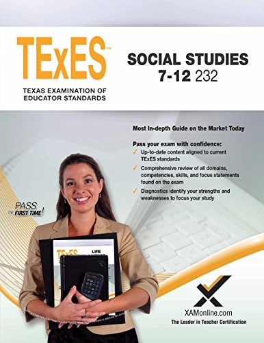 2017 TExES Social Studies 7-12 by Sharon A Wynne