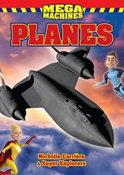 Cover of: Planes Mega Machines | Michelle Carriere