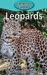 Cover of: Leopards | Victoria Blakemore