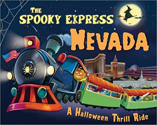 The Spooky Express Nevada by Eric James