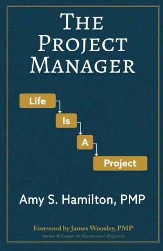 The Project Manager by Amy S Hamilton