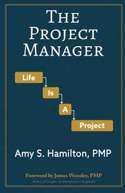 Cover of: The Project Manager | Amy S Hamilton