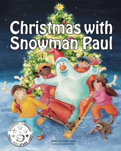 Christmas with Snowman Paul by Yossi Lapid