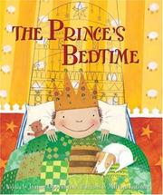 Cover of: The Prince's bedtime by Joanne Oppenheim