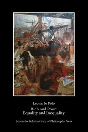 Cover of: Rich and Poor | Leonardo Polo