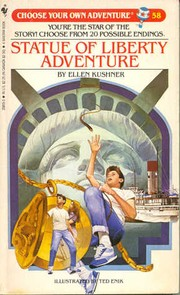 Cover of: Statue of Liberty adventure | Ellen Kushner