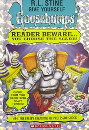 Give Yourself Goosebumps - The Creepy Creations of Professor Shock