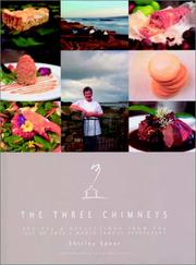 Cover of: The Three Chimneys by Shirley Spear