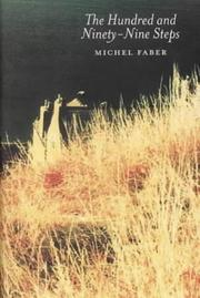 Cover of: The Hundred and Ninety-nine Steps by Michel Faber