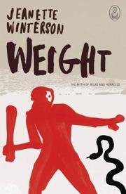 Cover of: Weight by Jeanette Winterson