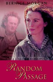 Cover of: Random Passage by Bernice Morgan
