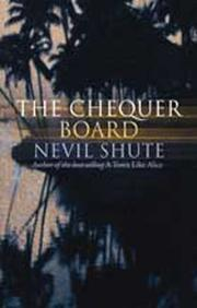 Cover of: The chequer board by Nevil Shute