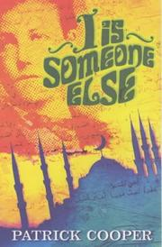 Cover of: I Is Someone Else | Patrick Cooper