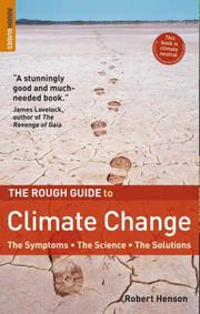 Cover of: The Rough Guide to Climate Change 1 | Robert Henson