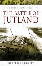 Cover of: BATTLE OF JUTLAND, THE (Pen & Sword Military Classics) | Geoffrey Bennett