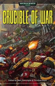 Cover of: Crucible of War by Christian Dunn