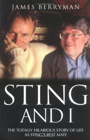 Cover of: Sting and I | James Berryman