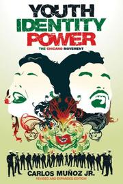 Cover of: Youth, Identity, Power | Carlos Munoz