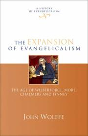 Cover of: The Expansion of Evangelicalism | John Wolffe