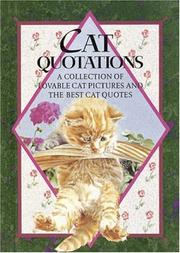 Cover of: Cat Quotations | Helen Exley