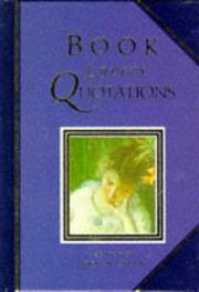 Cover of: Book Lovers Quotations (Quotation Book) | Helen Exley