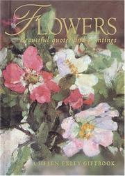 Cover of: Flowers | Helen Exley