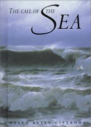 Cover of: The Call of the Sea (Inspirational Giftbooks) | Helen Exley