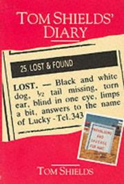 Cover of: Tom Shields' Diary by Tom Shields