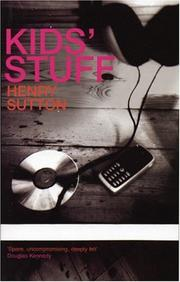 Cover of: Kids' stuff by Sutton, Henry