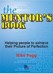 Cover of: The Mentor's Book | Mike Pegg