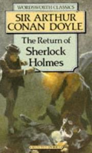 Cover of: The Return of Sherlock Holmes by Sir Arthur Conan Doyle