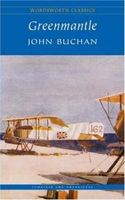 Cover of: Greenmantle by John Buchan