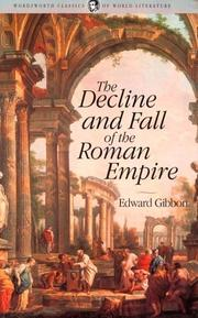decline and fall of the roman empire decline amp fall of the empire open library 27321 | 902417 M