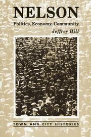 Cover of: Nelson by Hill, Jeff