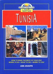 Cover of: Tunisia Travel Guide | Globetrotter