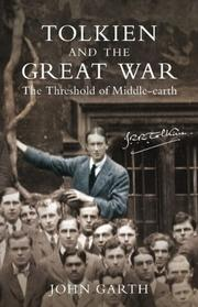 Cover of: Tolkien and the Great War by John Garth