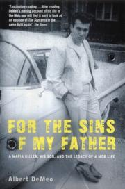 Cover of: For the Sins of My Father | Albert DeMeo