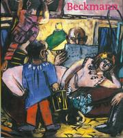 Cover of: Beckmann | Sean Rainbird