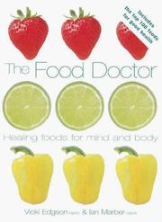 Cover of: The food doctor by Vicki Edgson