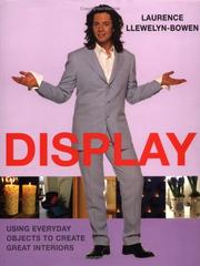 Cover of: Display | Laurence Llewelyn-Bowen