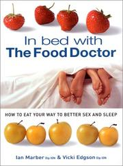 Cover of: In bed with the food doctor | Vicki Edgson