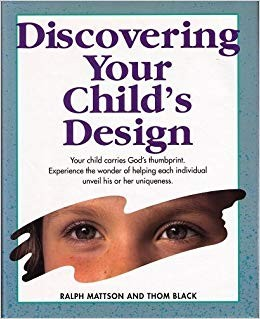 Discovering your child's design by Ralph Mattson