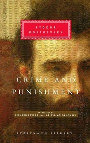 Cover of: Преступлéние и наказáние / Prestupleniye i nakazaniye (Crime and punishment) | Fyodor Dostoevsky