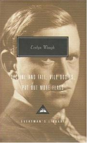 Cover of: Decline and Fall | Evelyn Waugh