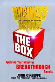 Cover of: Business Beyond the Box | John O'Keefe